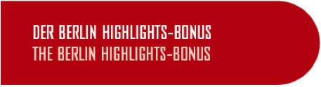 Berlin Highlights Bonus